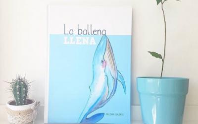 """Lectura recomendada """"La ballena llena"""""""