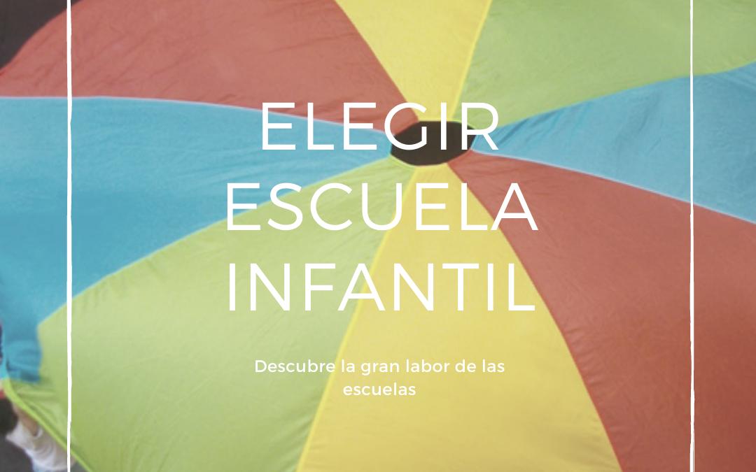 LA GRAN LABOR DE LAS ESCUELAS INFANTILES